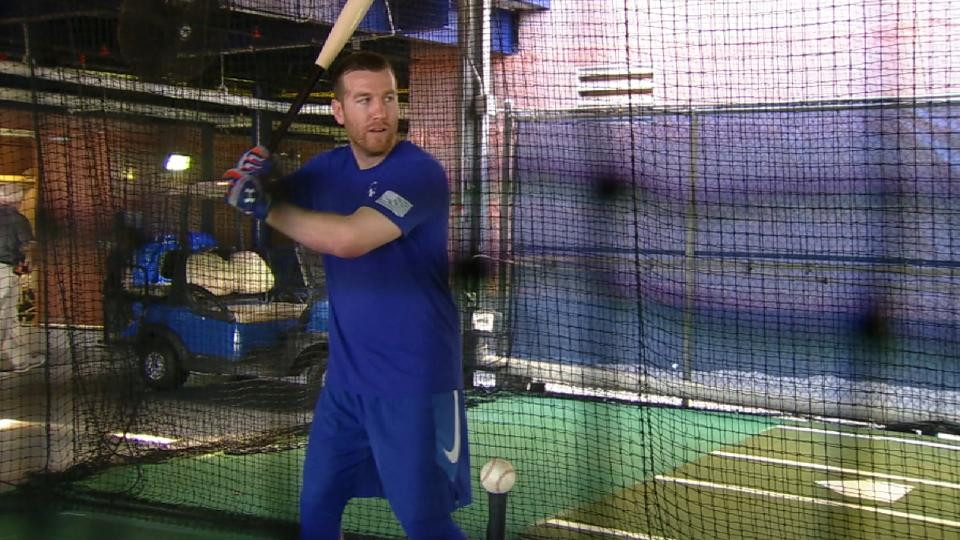 Frazier excited for Mets in '19