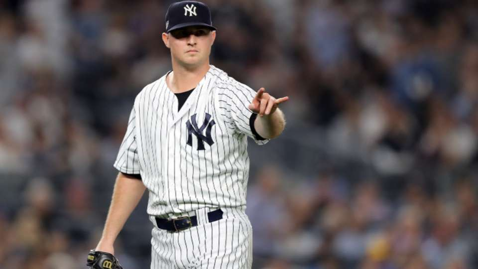 Britton returns to the Yankees