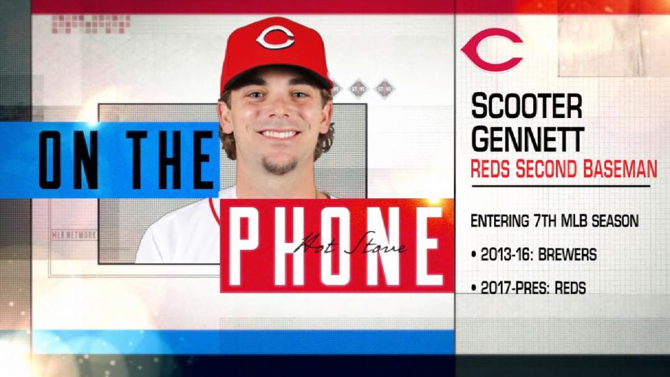Hot Stove: Scooter Gennett