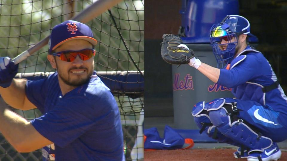 d'Arnaud on his health, spring