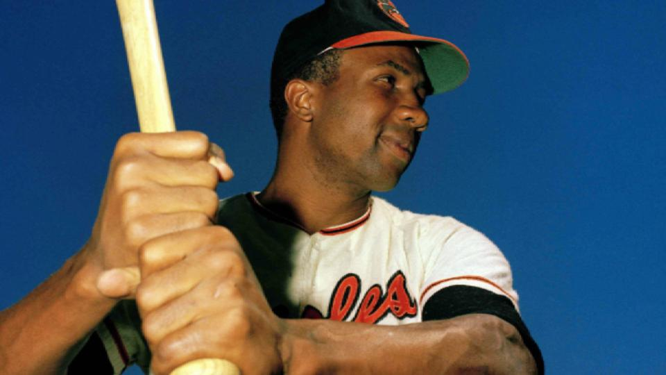 Robinson's best Orioles moments