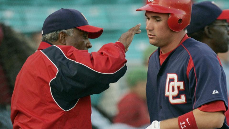 Zimmerman remembers Robinson