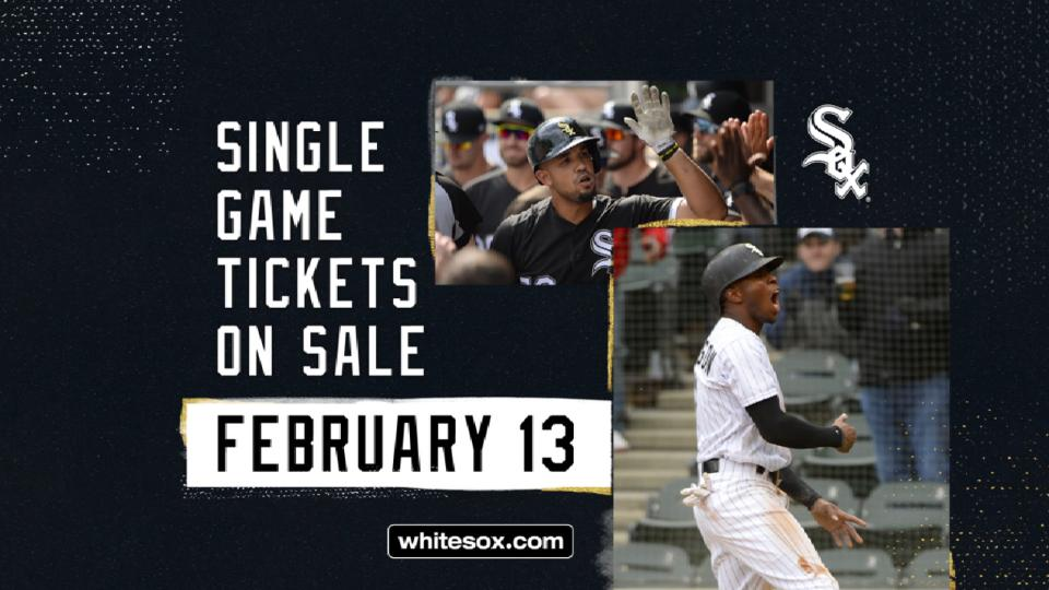Single-game tickets on sale 2/13