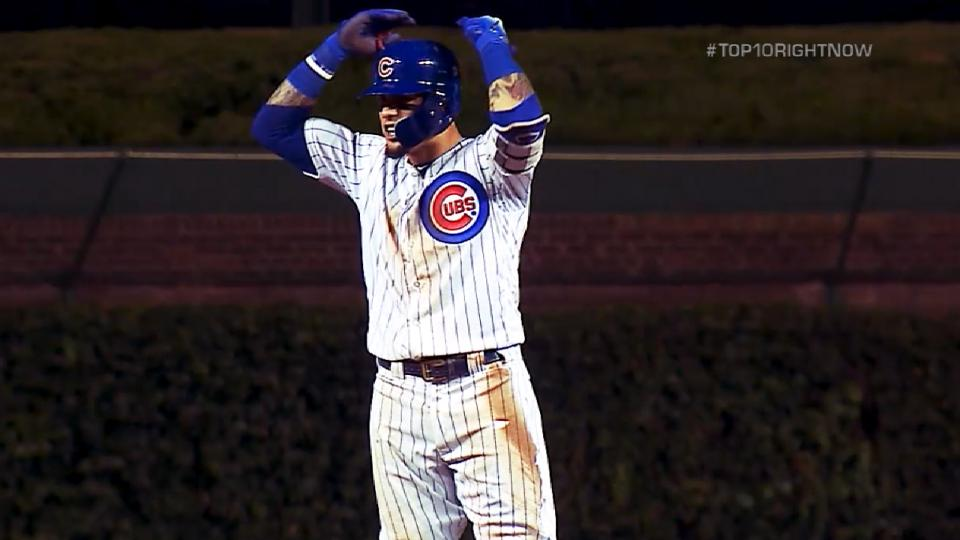 Top 10 SS Right Now: Javier Baez