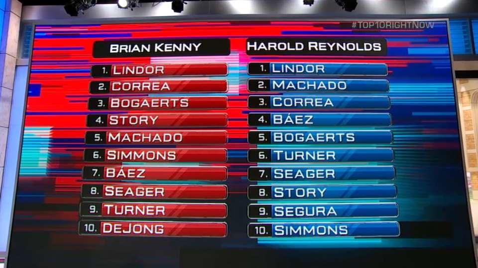 Kenny, Reynolds recap Top 10 SS