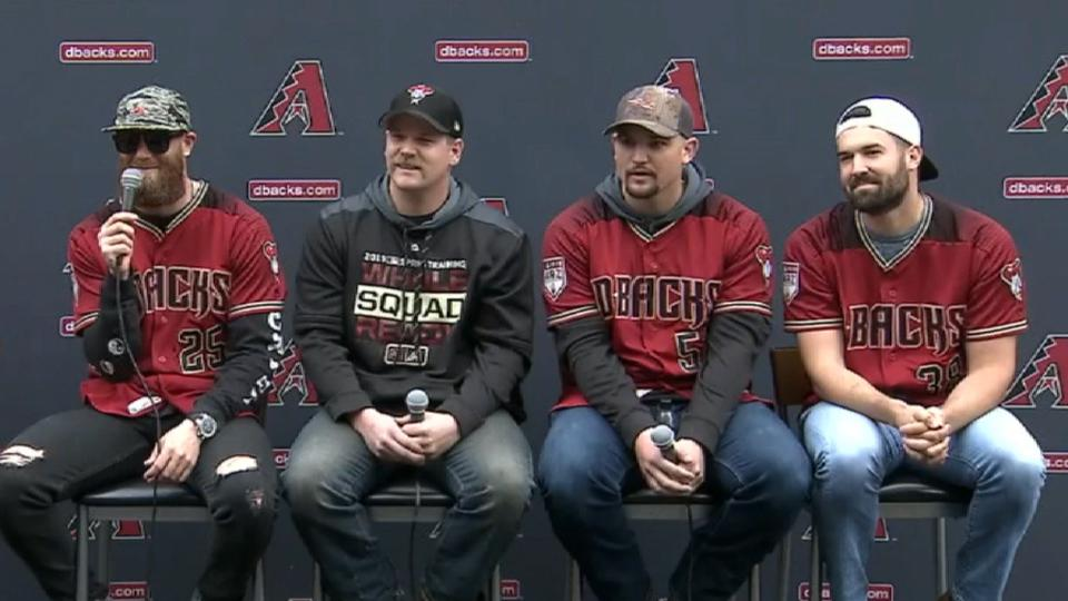D-backs answer kids' questions