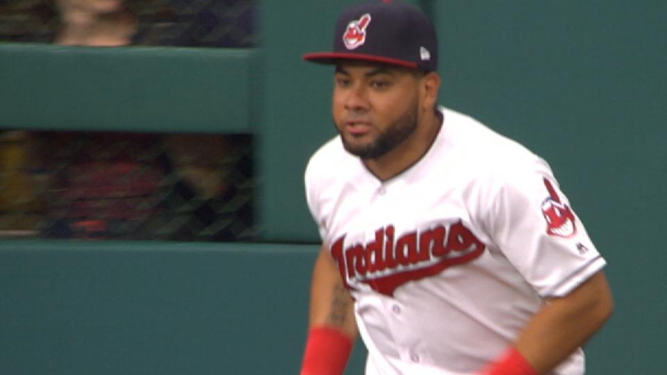 Melky's place in Bucs' outfield