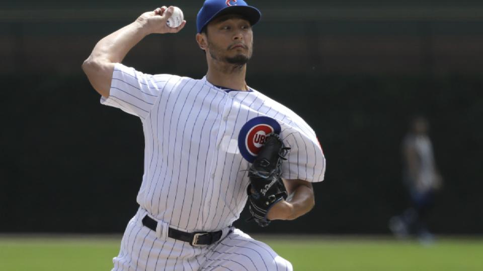 Darvish wants to bounce back