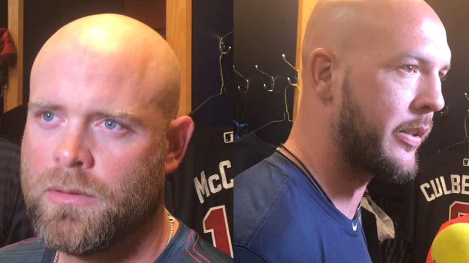 McCann, Flowers ready to compete
