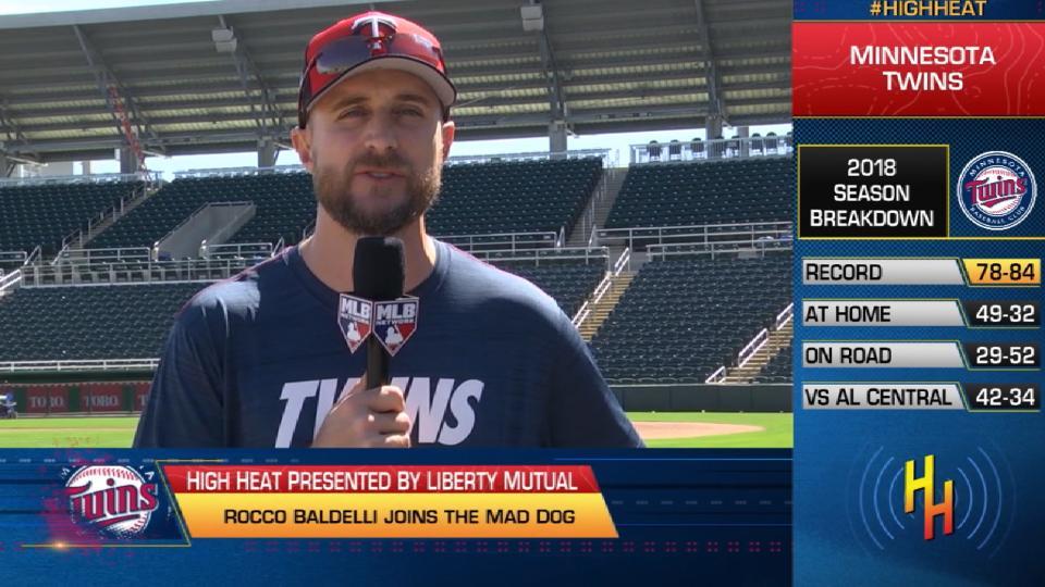 High Heat: Rocco Baldelli