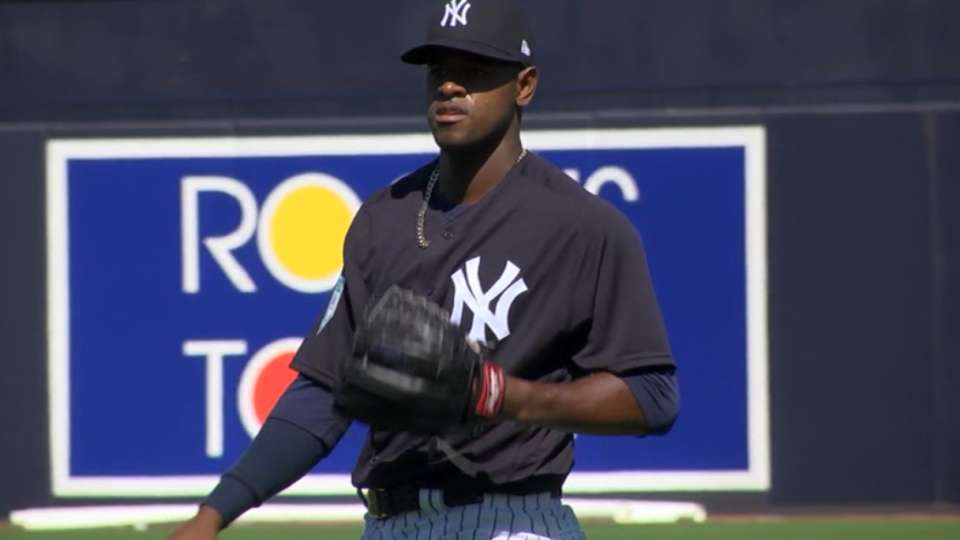 Severino signs extension