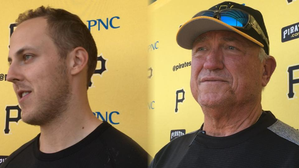 Taillon on starting Opening Day