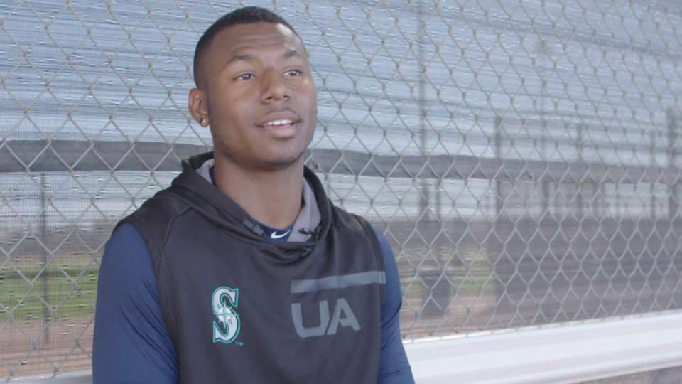 Mariners prospect Kyle Lewis