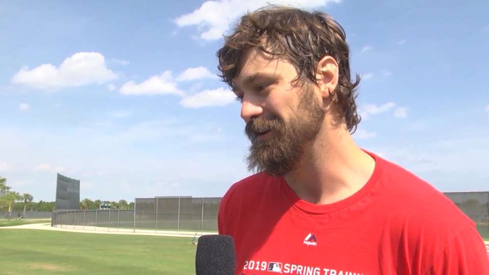 Miller on joining Cardinals