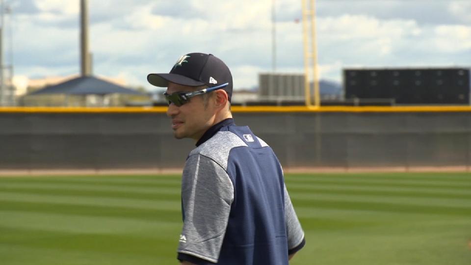 Servais on Ichiro's role