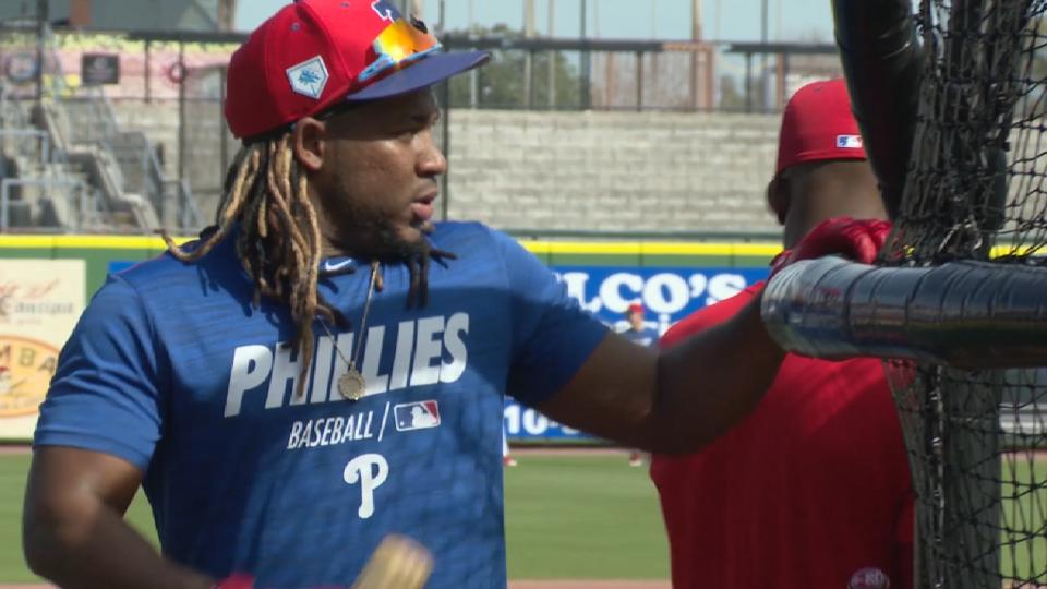 Phillies in great shape