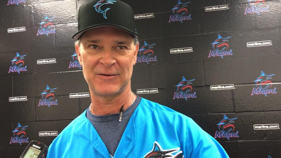 Mattingly on being back, Smith