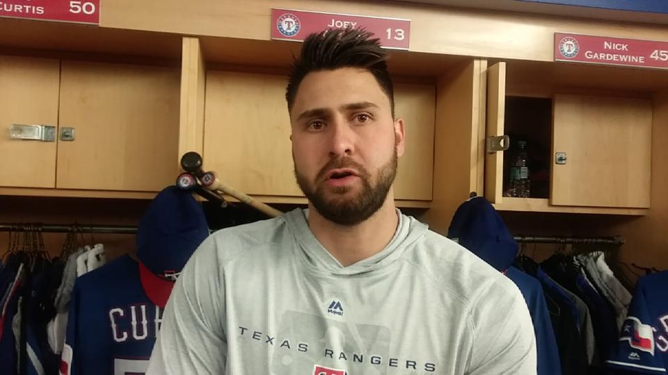 Gallo on team's offensive depth