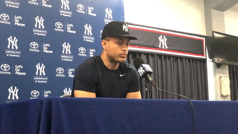 Stanton talks 2019 expectations