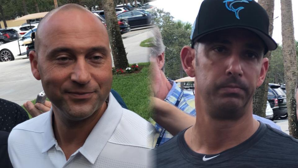 Jeter, Posada on Posada's hiring