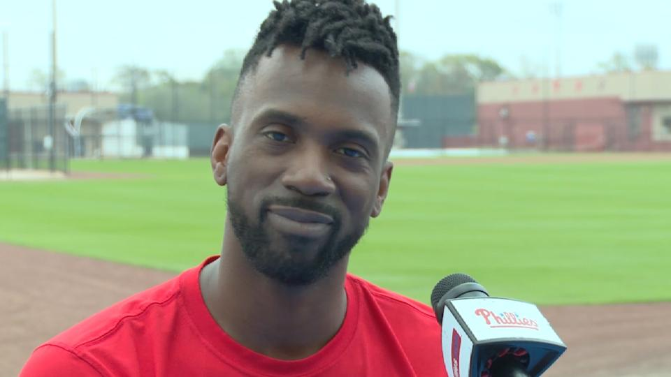 McCutchen on joining Phillies