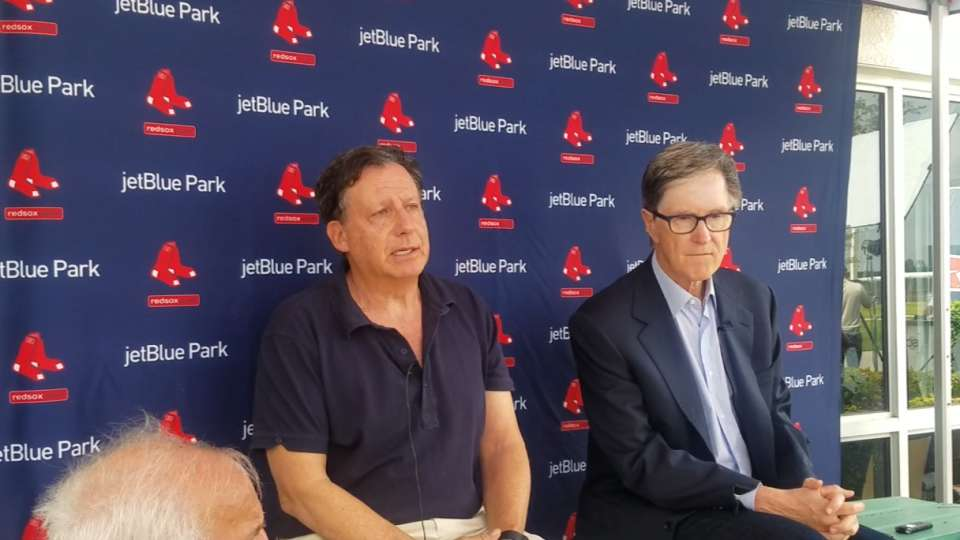 Werner on Red Sox's privacy?