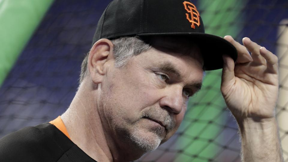Bochy to retire after 2019