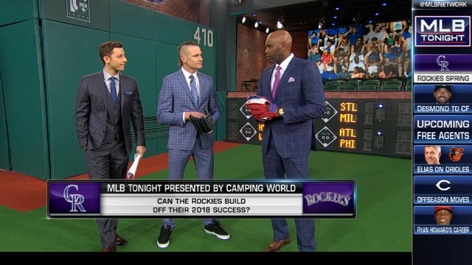 MLB Tonight on Rockies success