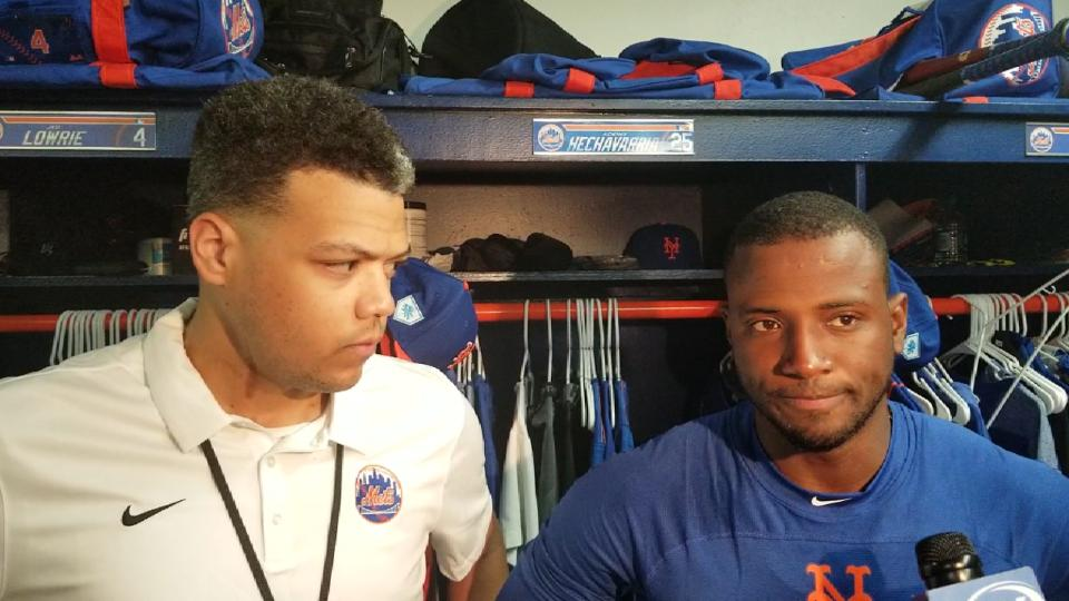Hechavarria on joining the Mets