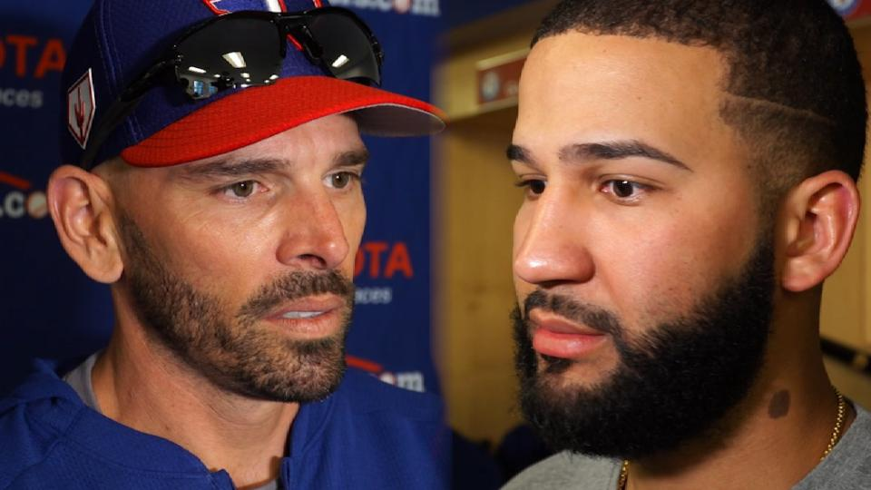Mazara, Woodward on improvement