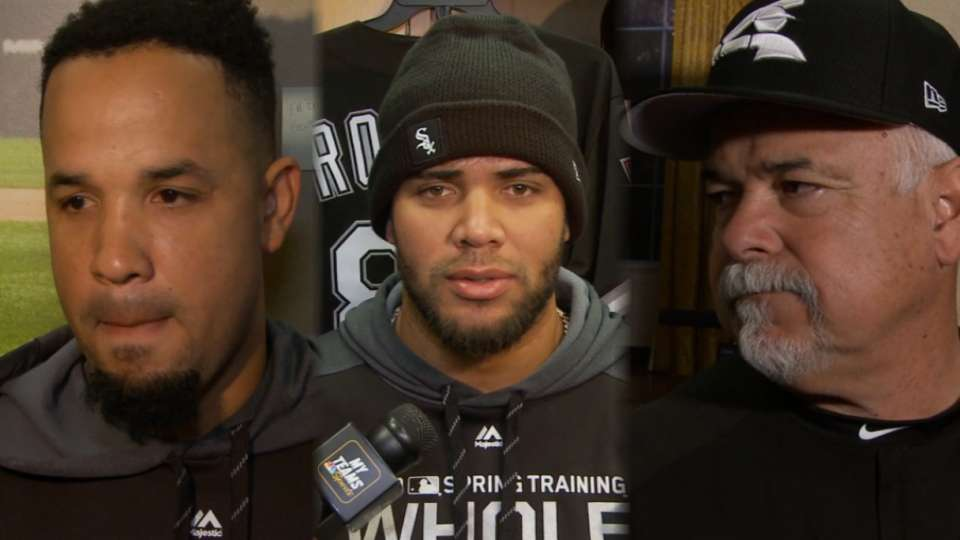 White Sox discuss 2019 season