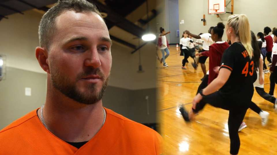Wright Jr. on Fitness Challenge