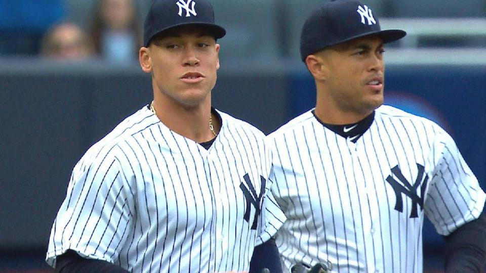 Quick Hits: Judge and Stanton