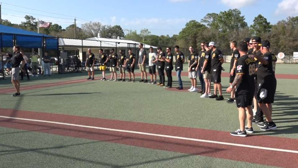 Pirates host Miracle League Camp