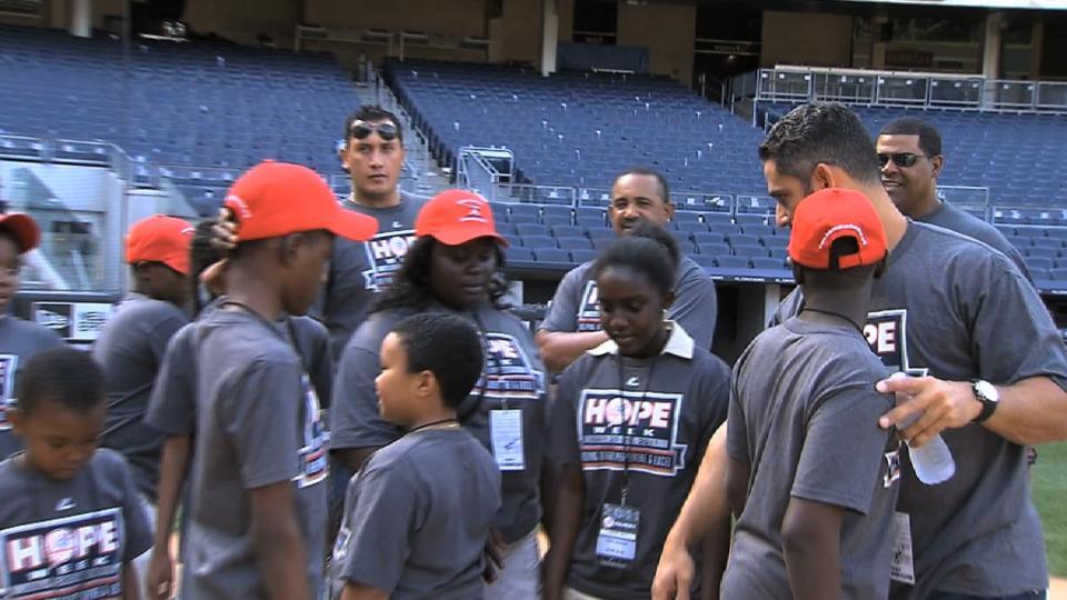 HOPE Week: Yankees help Haitians
