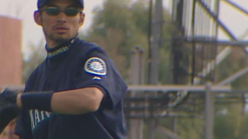 Ichiro's career in Seattle
