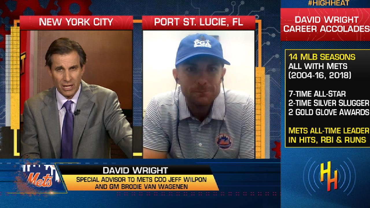 Wright on new front office role | 03/22/2019