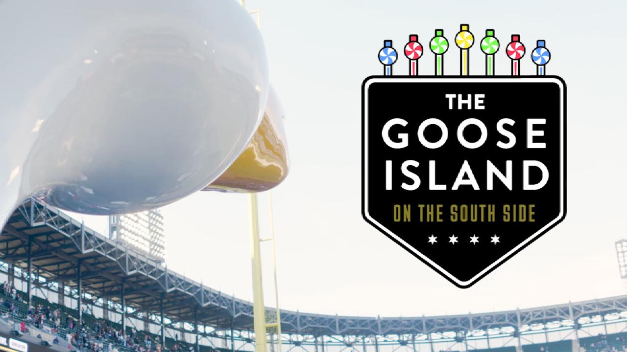 The Goose Island Chicago White Sox - Us-cellular-seat-map