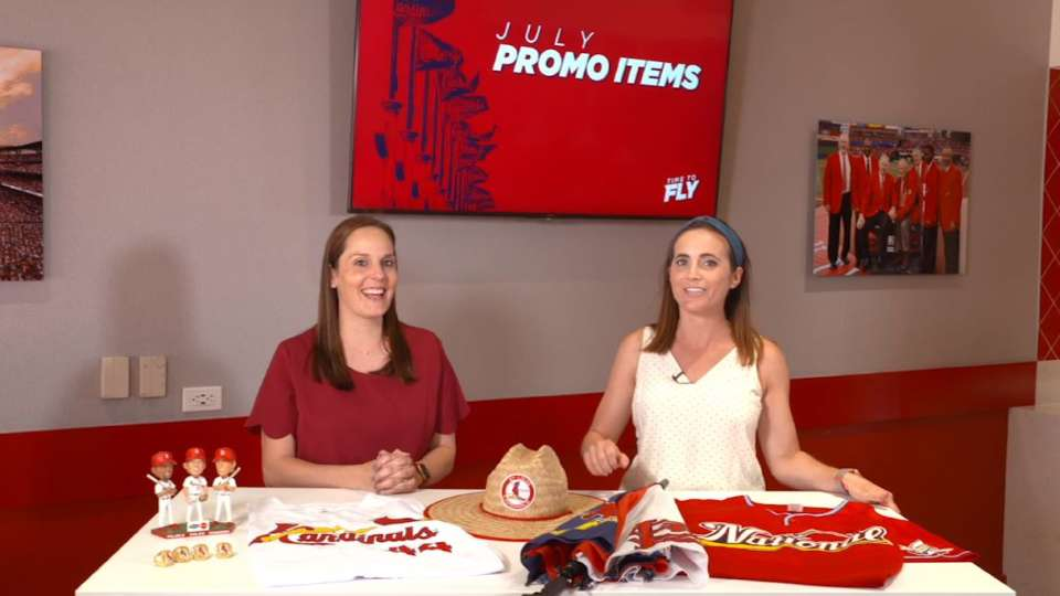 Cardinals' July Promotions